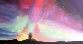 Northern Lights I by Jay Topaz