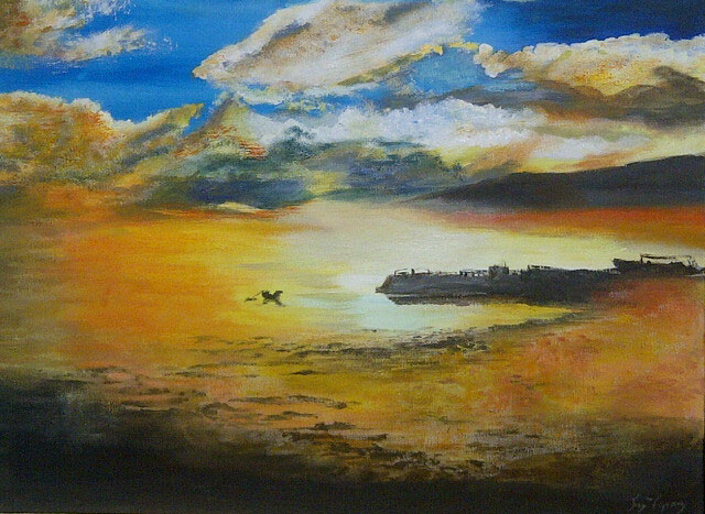 Daybreak at Dunoon