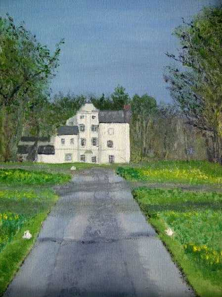 Spring at Logie Estate