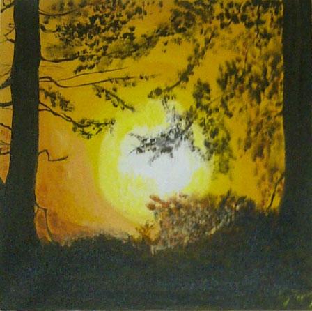 Sunrise at Ladywell