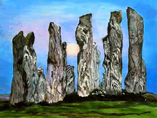 Midsummer Stones by Jay Topaz